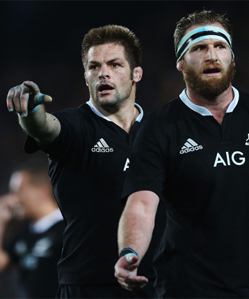 All Blacks Hansen goes back to well after Cane suffers