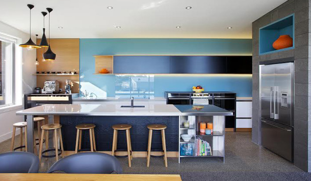 Kitchen earns big award for Kitchen ideas new zealand
