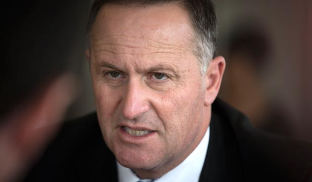PRIME MINISTER: John Key says the GCSB teamed up with overseas intelligence agencies, including the US, to boost its capability for wholesale snooping.