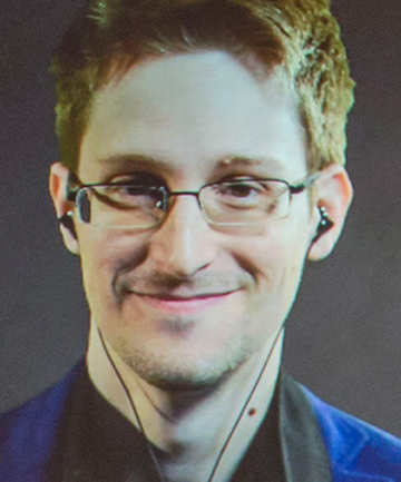Edward Snowden Moment of Truth