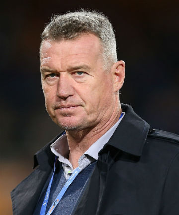 DEPRESSION IS NOT A WEAKNESS: John Kirwan