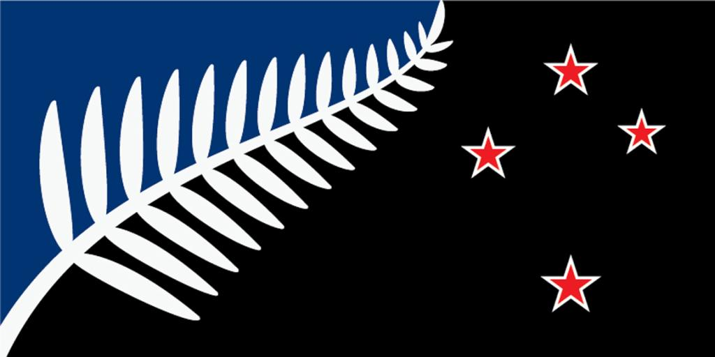 New Zealand Flag - An option (if it were to change)