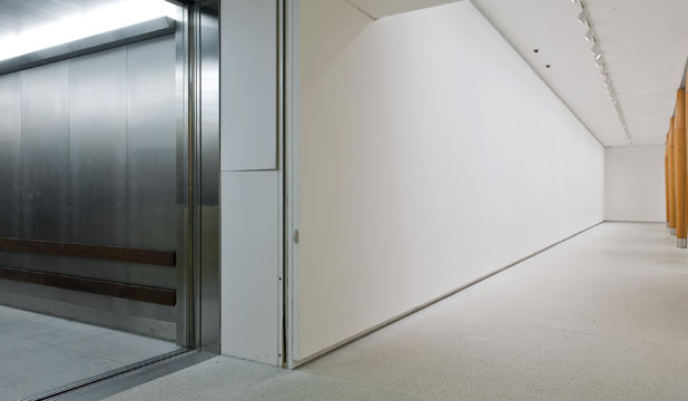 EMPTY: Luke Willis Thompson's installation involved viewers taking a taxi from the gallery to an unknown destination.