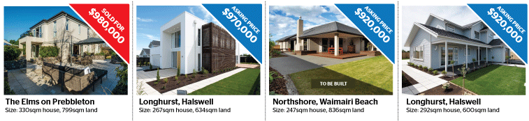 Outer Suburbs New Homes Approach 1m Price Tag Stuffconz