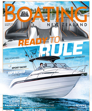 Subscribe to Boating NZ's print or digital edition at www.mags4gifts.co.nz/Boating-NZ