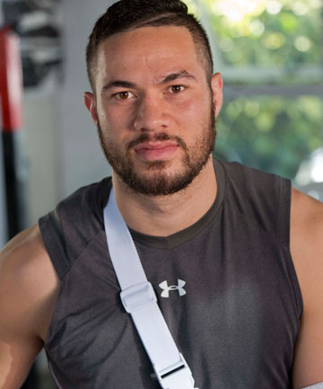 Joseph Parker gets double boost before fight | Stuff.co.nz