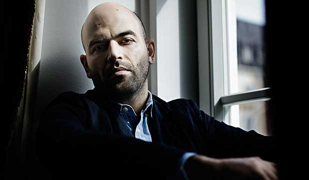 MAFIA HUNTER: Italian writer Roberto Saviano has dedicated his life to fighting the Mafia.