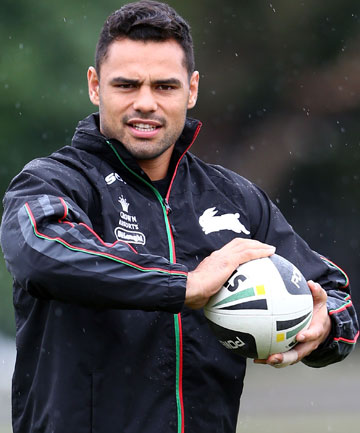 BIG PLANS: New Zealand-born former Souths star Ben Te'o is seen by Leinster as the man to fill Irish great Brian O'Driscoll's boots.