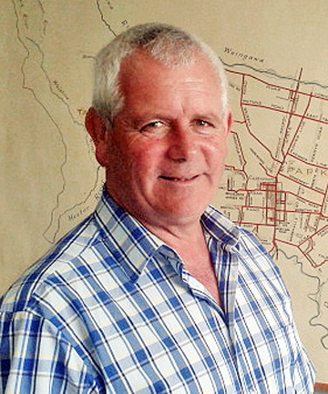 John Booth has been named Wairarapa's new mayor. He ran uncontested for the position.