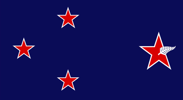 Icons Combined For New Zealand Flag Stuffconz - New zealand flags