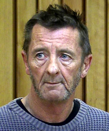 IN THE DOCK: Phil Rudd.