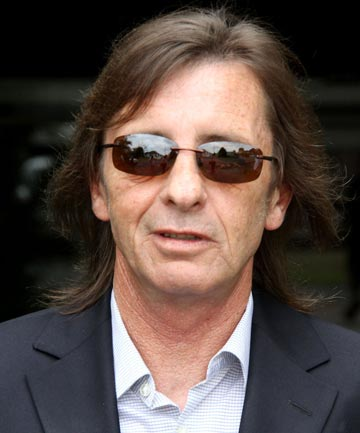 CHARGED: Phil Rudd.