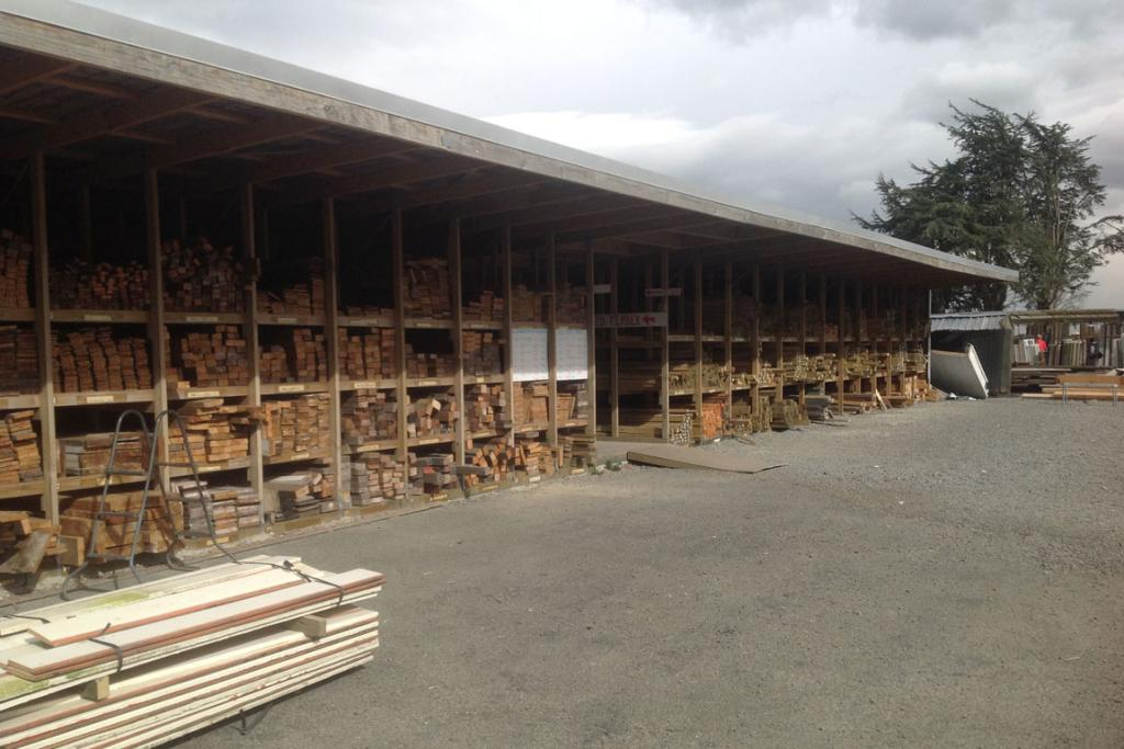 Recycled Building Materials Auckland