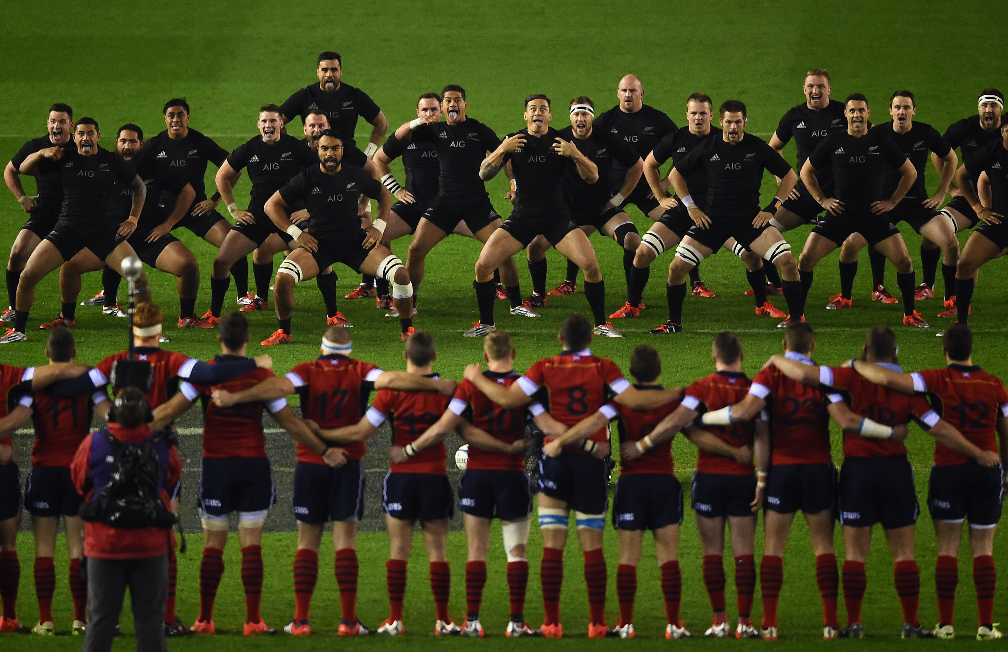 All Blacks vs Scotland