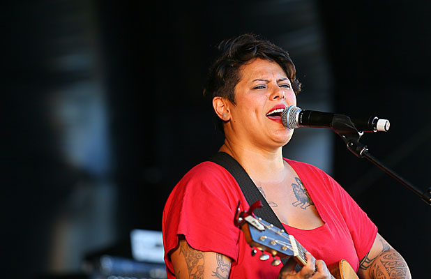 HOMECOMING: Anika Moa returns to Christchurch for the final stop on the Winery Tour.