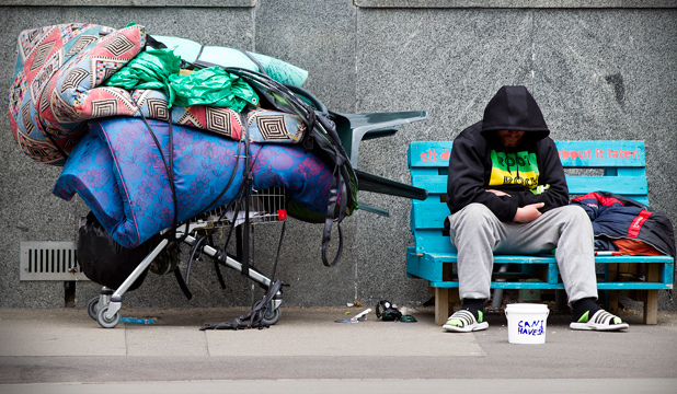 Urban Homelessness