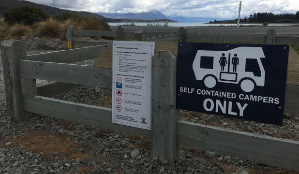 Toilets 'biggest problem' for freedom campers   Stuff co nz