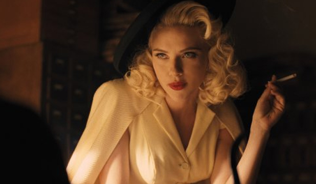 Scarlett Johansson in the Coen brother's latest:Hail, Caesar!