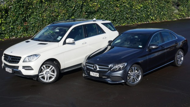 New c class or used ml class for Brand new mercedes benz price