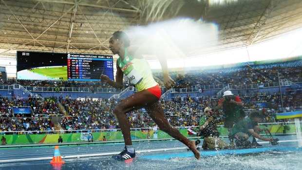Olympics: Runners given final berth after crash drama