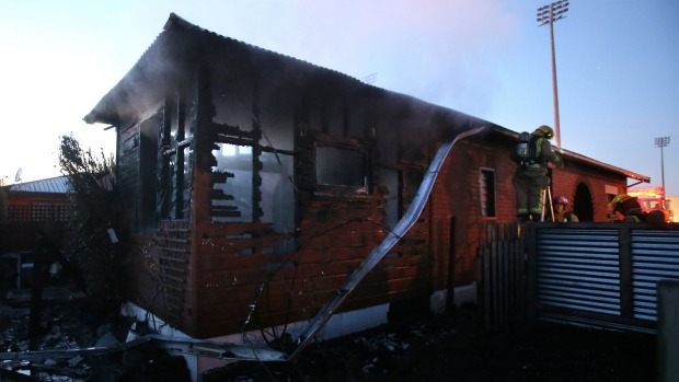 Woman suffers serious burns in Timaru house fire
