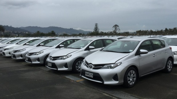 toyota signature class now strangely normal stuff co nz