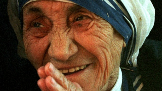 Followers express hope of world peace with Mother Teresa's Canonization