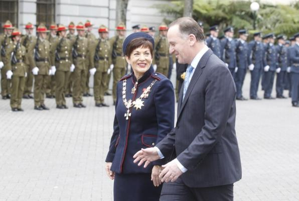 We have a new governor general stuff nz