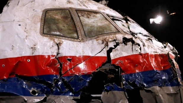 Ukraine says MH17 crash probe points to Russia's