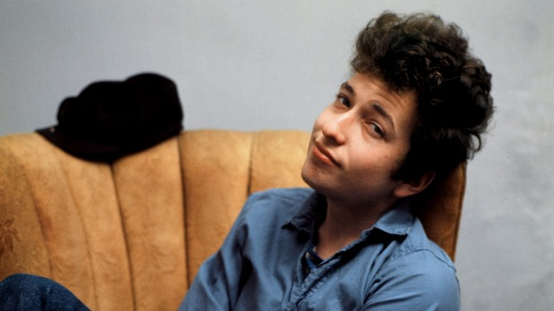 Bob Dylan Wins Noble Prize in Literature