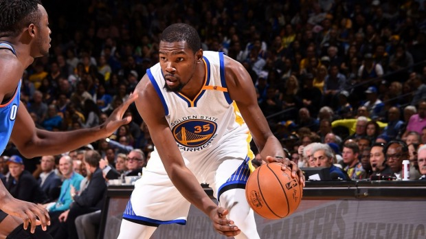 Kevin Durant dismantles old Oklahoma City team, scores 39