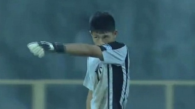 NKorean keeper banned from U17 World Cup for allowing goal