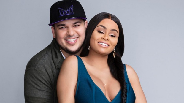 Rob Kardashian and Blac Chyna welcome their 'Dream' baby