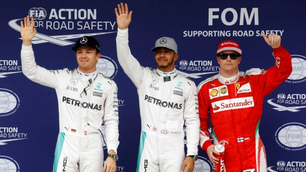 Brazil GP: Lewis Hamilton keeps title hopes alive with pole start