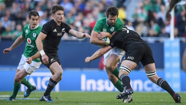 Devin Toner hopes Chicago win gives Ireland mental edge over New Zealand