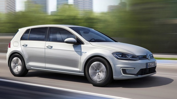 Volkswagen e-Golf Coming To Canada in 2017
