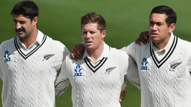 Colin de Grandhomme takes best figures on Test debut for New Zealand