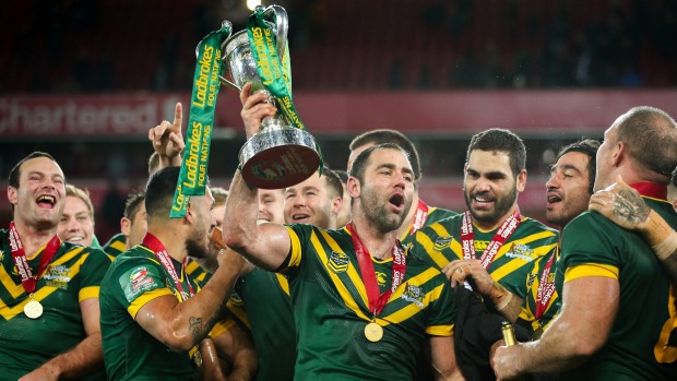 Kidwell's adamant Kiwis deserve to be in Four Nations final