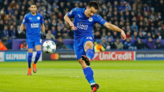 Albrighton: Leicester intent on making most of Champions League run
