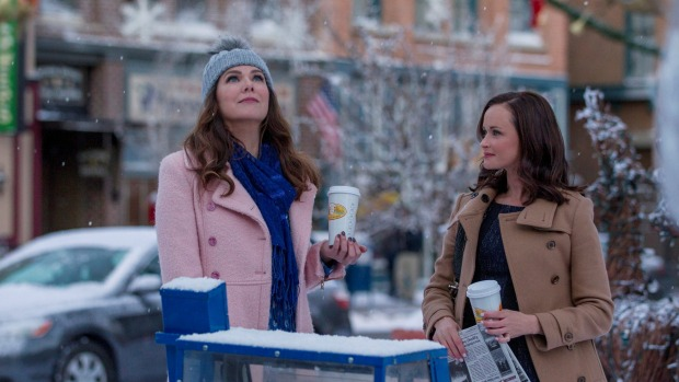 The Most Important Life Lessons The 'Gilmore Girls' Revival Teaches Us
