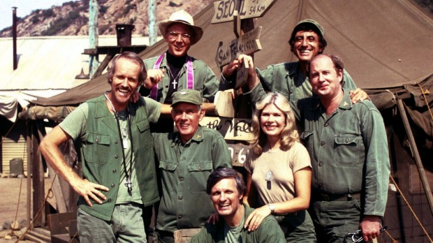 Image result for william christopher in mash