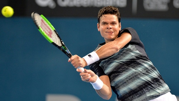 Raonic to meet Nadal in the quarterfinals