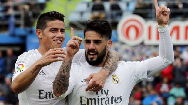 Match Reports: Real Madrid 5-0 Granada