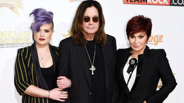 The day Sharon and Ozzy nearly died | Stuff.co.nzOzzy Osbourne Family 2014
