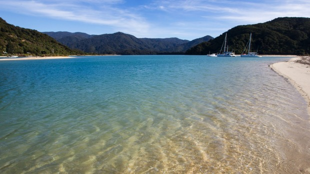 abel tasman national park marketing mix Abel tasman national park six reasons to book your new zealand trip with real new zealand tours or a mix of both.