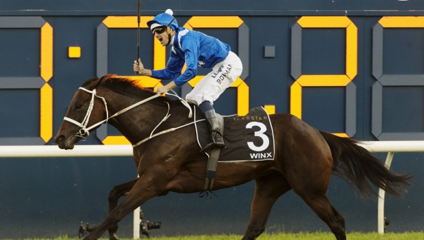 Hartnell in top shape to take on Winx in Apollo Stakes