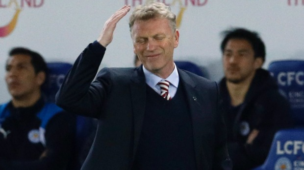 Leicester win to increase pressure on Moyes and Sunderland