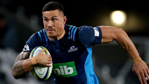 Sonny Bill Williams allowed to wear jerseys without logos