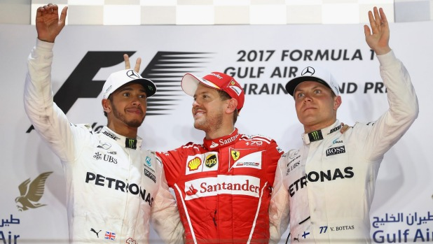 Wolff sees Mercedes and Ferrari 'equal'