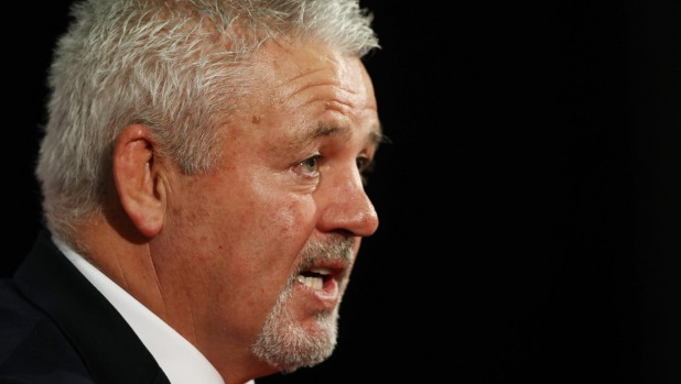 Gatland's Lions set for Waitangi welcome